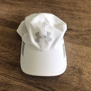Men's under armour hat white